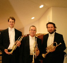 Peter Schubert, Felix Wilde, Dietrich Schmuhl