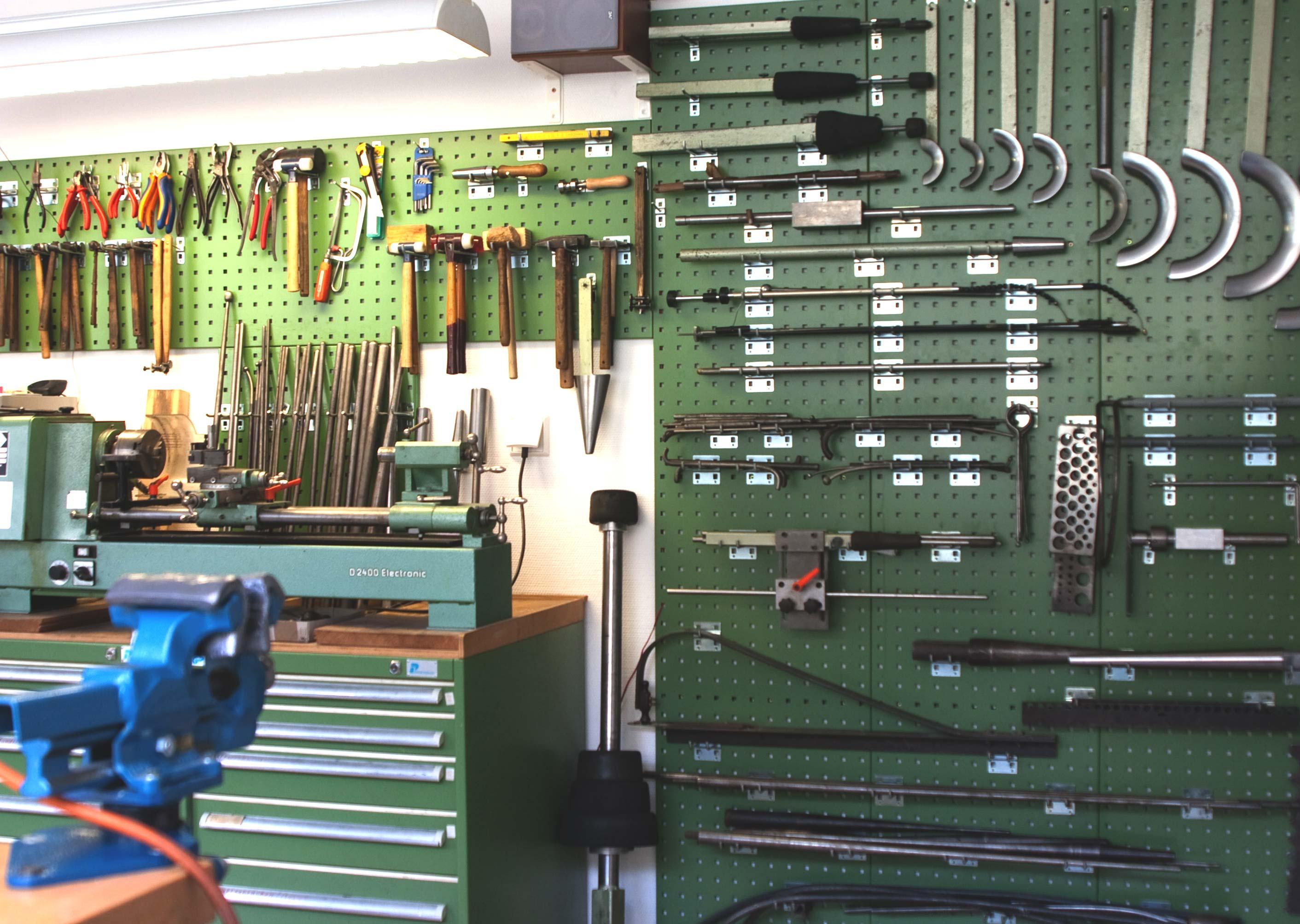 Werkstatt Reparaturen